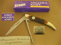REMINGTION LIMITED EDITION KNIFE   SOLD