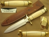 RUFFIN JOHNSON Dagger Knife