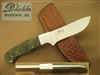 D'HOLDER HARDENBROOK  PHOENIX KNIFE