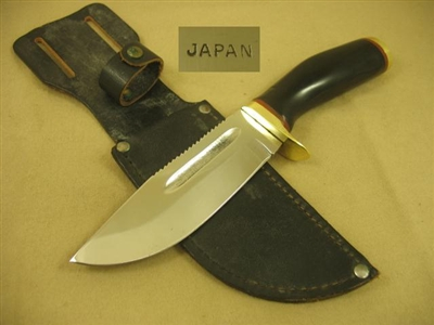 JAPAN Fixed Blade Knife    SOLD