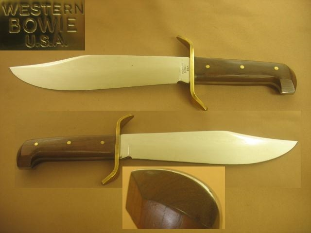 WESTERN KNIVES SOLD