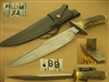 PULLIAM BOWIE KNIFE KNIVES  SOLD