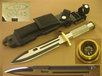 FLOYD BYRD RANDALL MODEL 18 STYLE SURVIVAL KNIFE SOLD