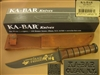 KA-BAR IRAQI FREEDOM FIGHTING KNIFE US ARMY MIB