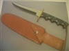 DELEON CUSTOM JUNGLE FIGHTER FIGHTING KNIFE   SOLD