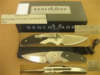 BENCHMADE 3150 LERCH AUTO    SOLD