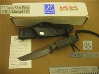 CHRIS REEVE TANTO LIMITED EDITION  SOLD