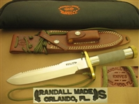 "RANDALL 18 S.S. 7.5"" EXTRAS   SOLD"